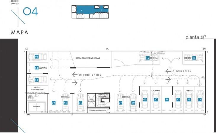 B° GRAL PAZ- TORRE MAPA 04- EN CONSTRUCCION-